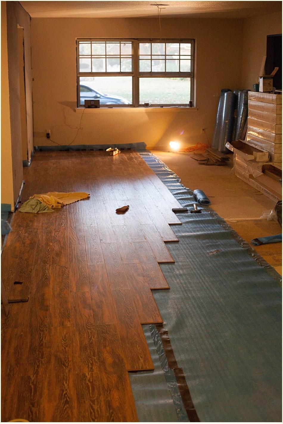Installing laminiate flooring run to radiance for Laminate flooring designs