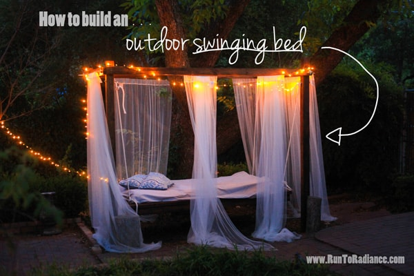 Swing Beds Porch Bed On Pinterest Swing Beds Patio