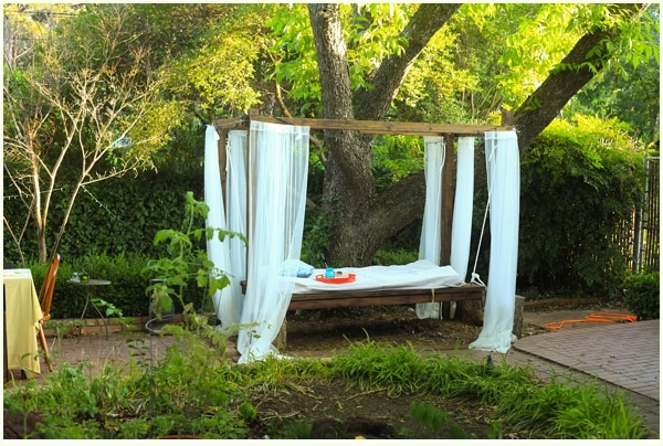 Wood How To Build A Outdoor Swing Bed Pdf Plans