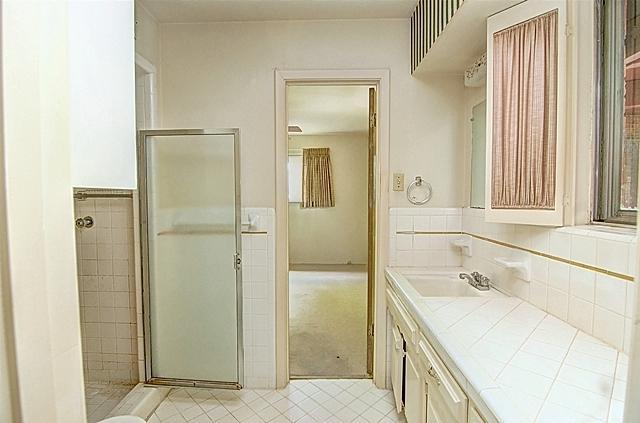 old hall bath