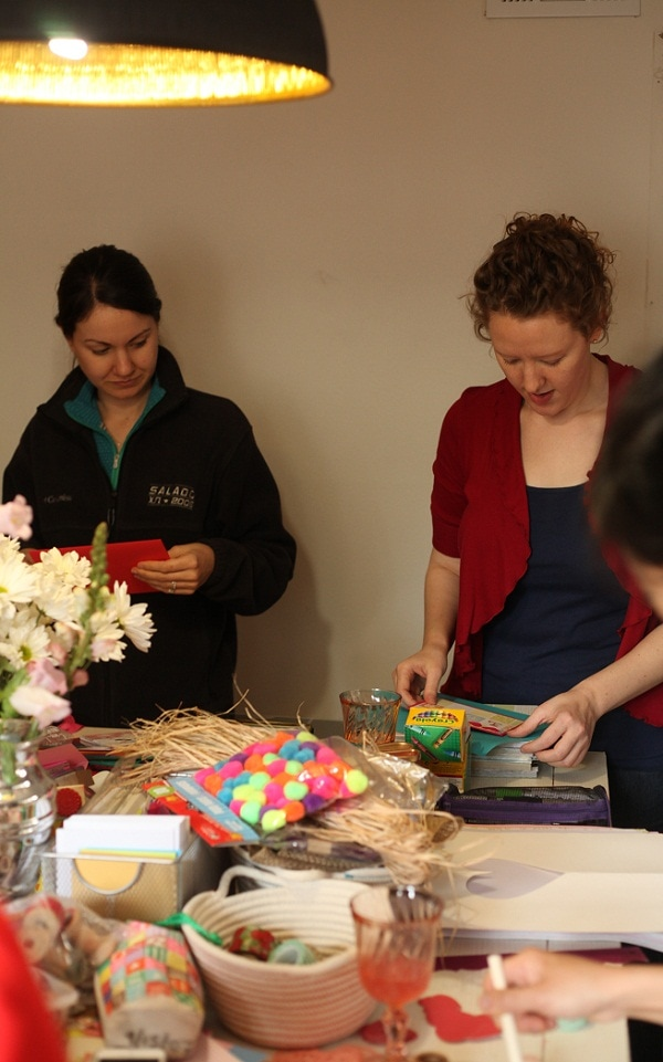 Craft party 33