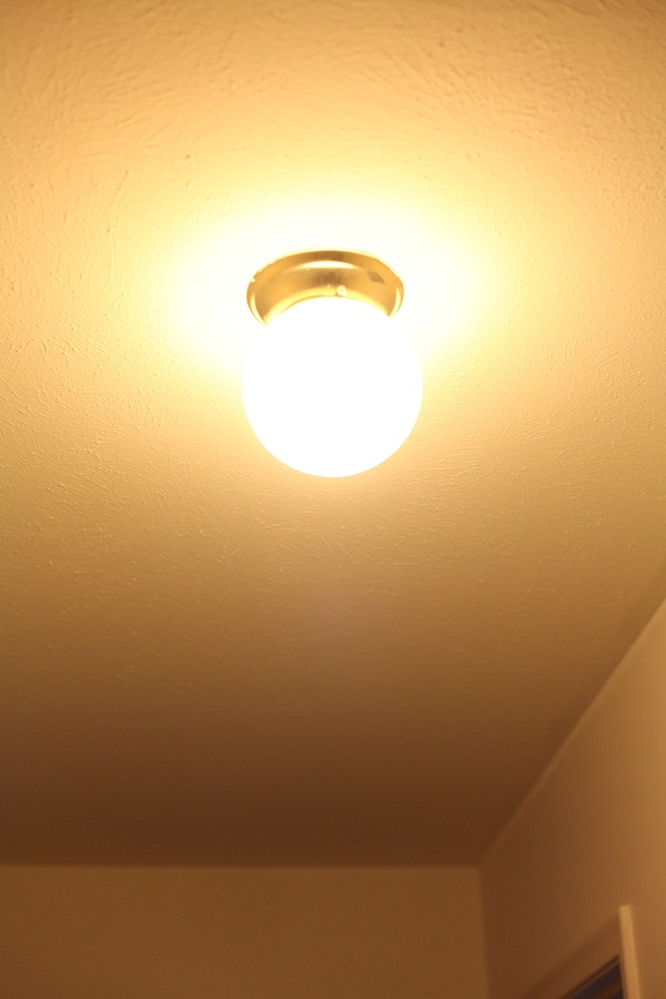 hall light 13