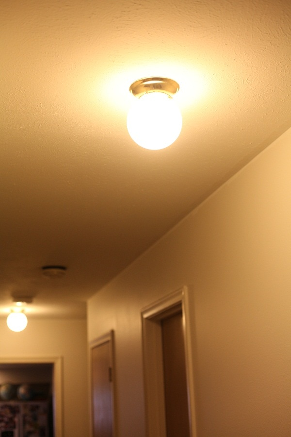 hall light 14