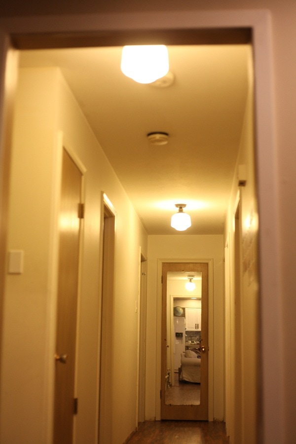 hall light 5