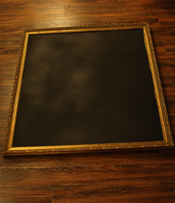 how to make a chalkboard 14