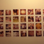 Hallway Visual Timeline…With Instagram!
