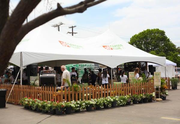 Home Depot Garden Party Dallas (1 of 9)