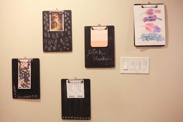 diy chalkboard clipboard (11 of 12)