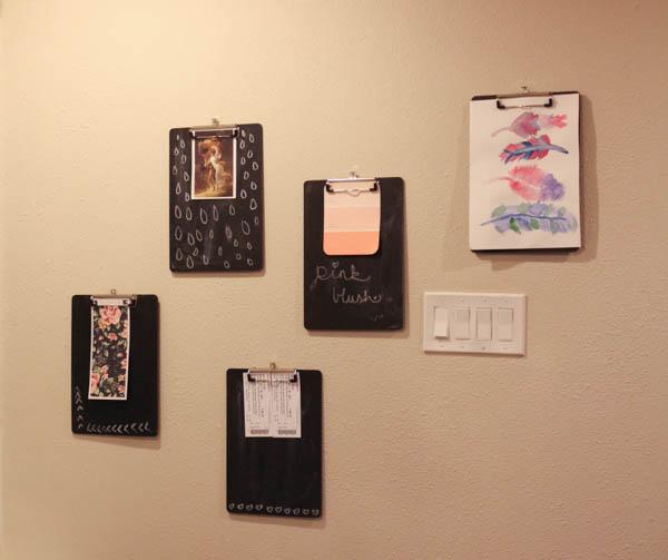 diy chalkboard clipboard (12 of 12)