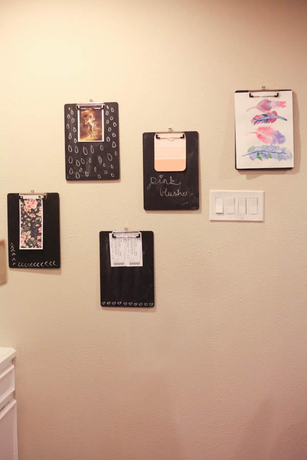 diy chalkboard clipboard (13 of 19)