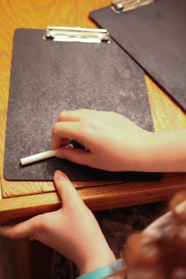diy chalkboard clipboard (4 of 19)
