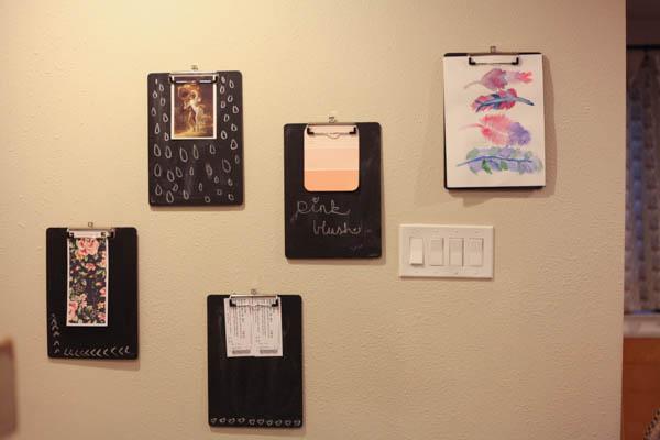 diy chalkboard clipboard (9 of 12)