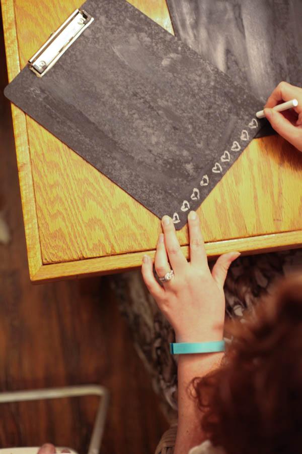 diy chalkboard clipboard (9 of 19)