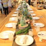 Neighbor's Table Dinner Party at West Elm Dallas