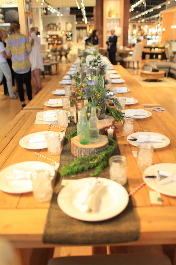 neighbors table at west elm dallas (7 of 15)