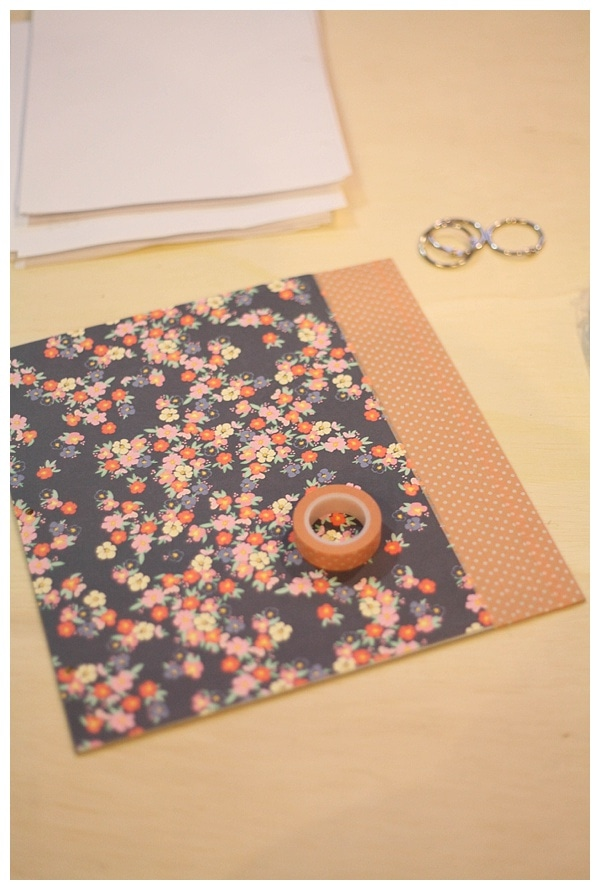 Use a chipboard album to creat a diy book_0009