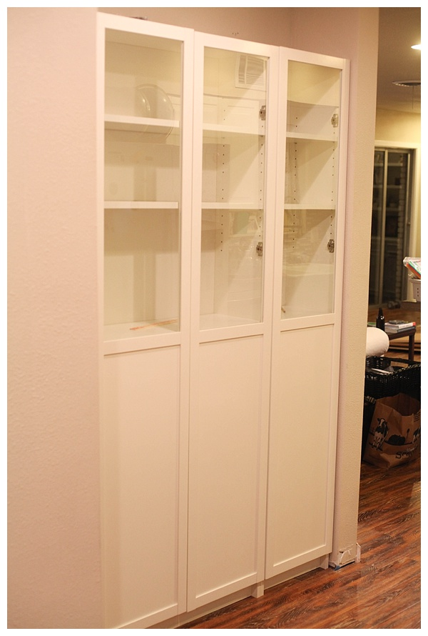 IKEA Pantry Hack - Kitchen Pantry using Ikea Billy bookcase!