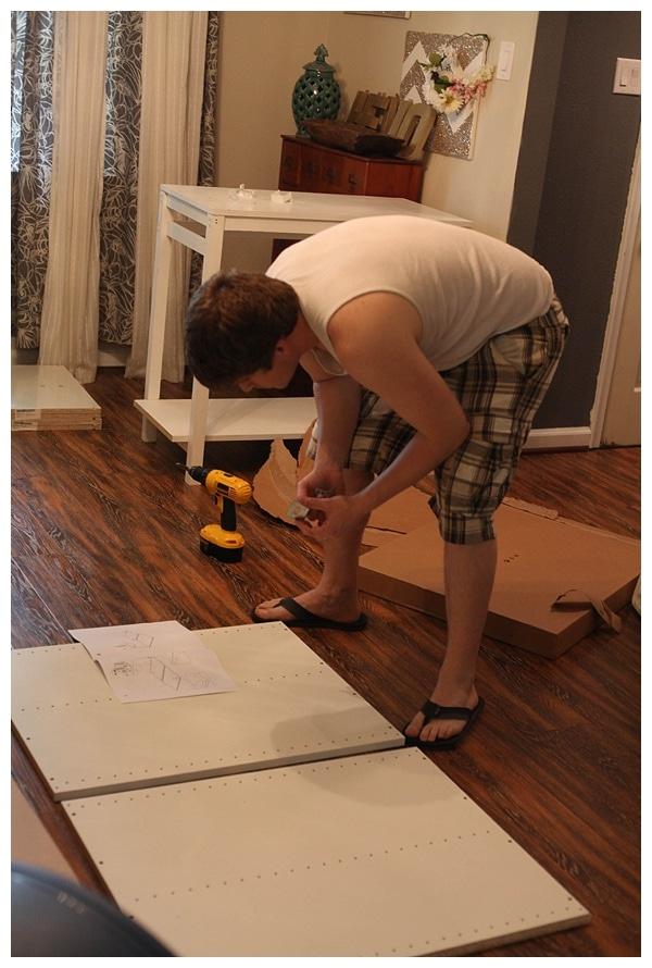 installing ikea akurum cabinets_0001