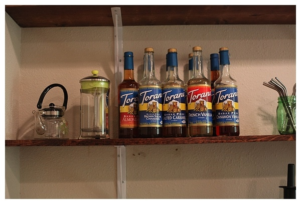 open shelving in kitchen pantry_0002
