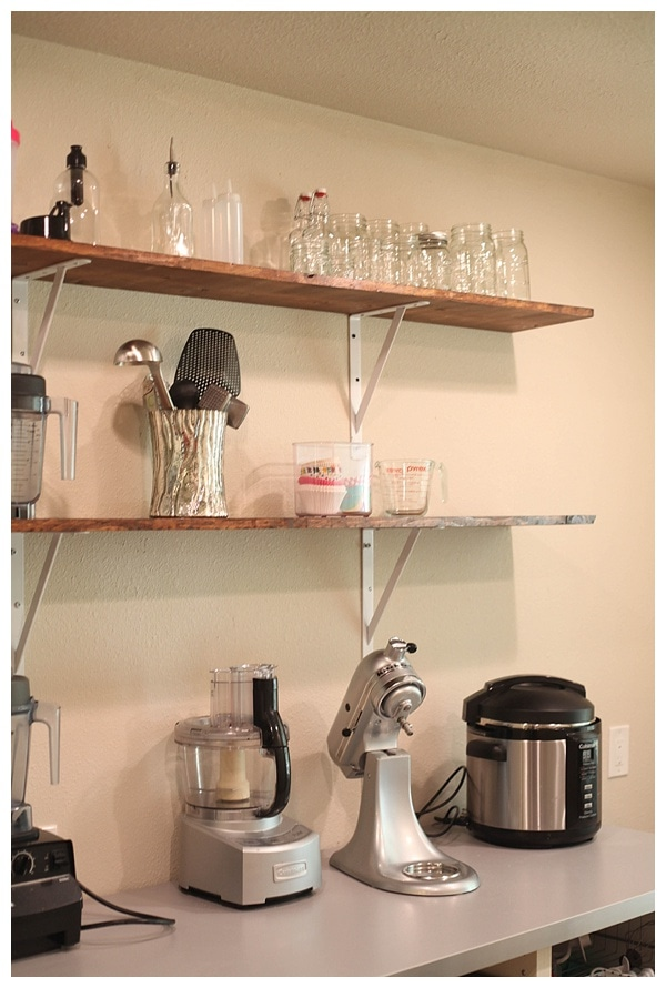 open shelving in kitchen pantry_0010