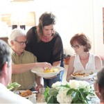 Dwell with Dignity + Neighbors' Table Dinner Party