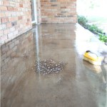 How to Clean Concrete (the Easy Way!) – Porches, Patios, Driveways + More