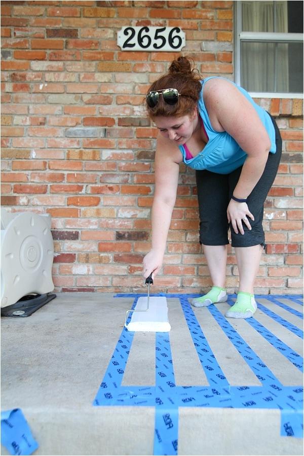 Diy Patio Floor Ideas