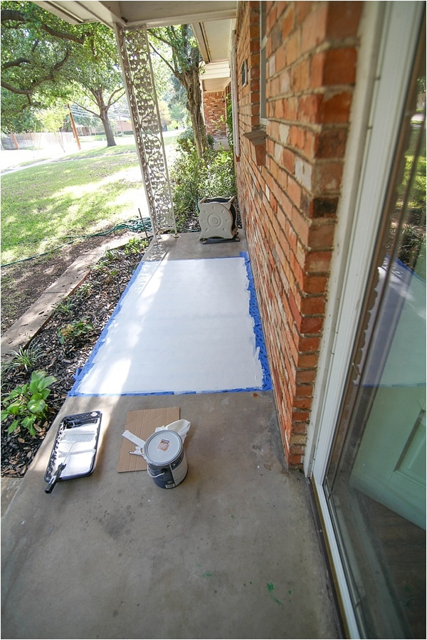 how to paint concrete_0030