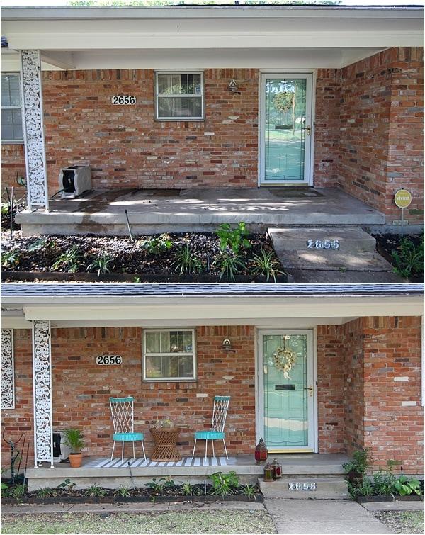 How To Paint Concrete_0054 ...
