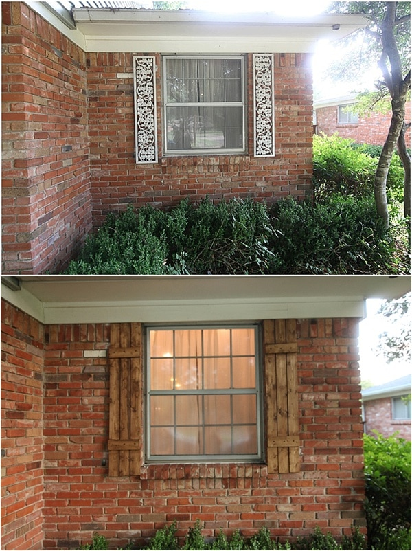 Build Your Own Shutters With Thompson S Waterseal A