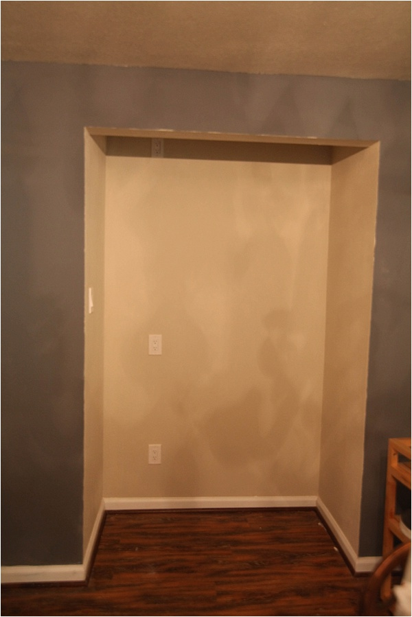 Creating Custom Built-in Cabinets - The Home Depot