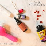 Girl Talk: My Favorite Skin Care Products
