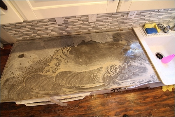 how to reseal and remove stains from concrete countertops_0011