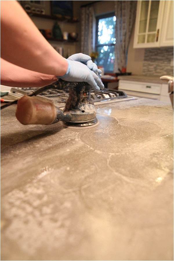 how to reseal and remove stains from concrete countertops_0020