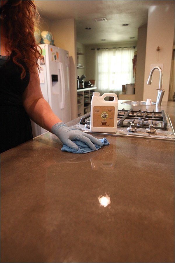 how to reseal and remove stains from concrete countertops_0022