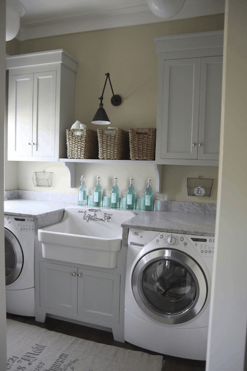 urban grace interiors laundry room