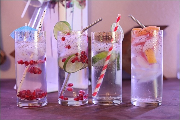 DIY Gin & Tonic Bar with SodaStream