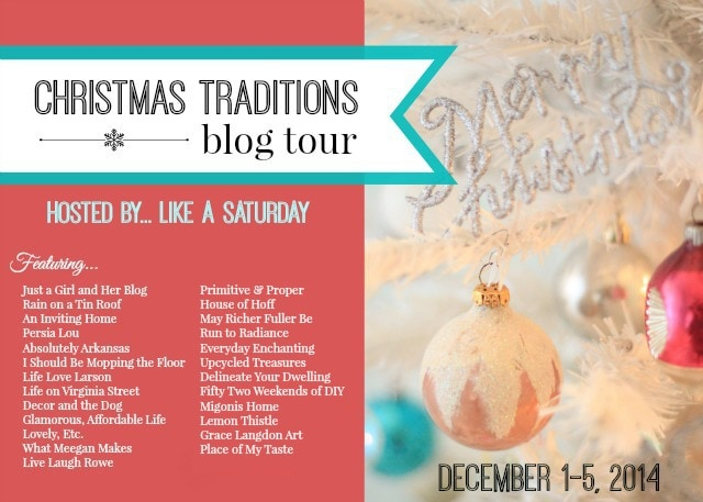 Christmas Traditions Blog Tour 1 copy