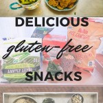 The Best Gluten Free Snacks