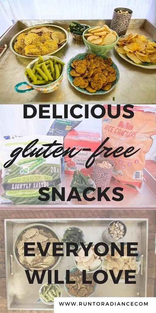 delicious gluten-free snacks