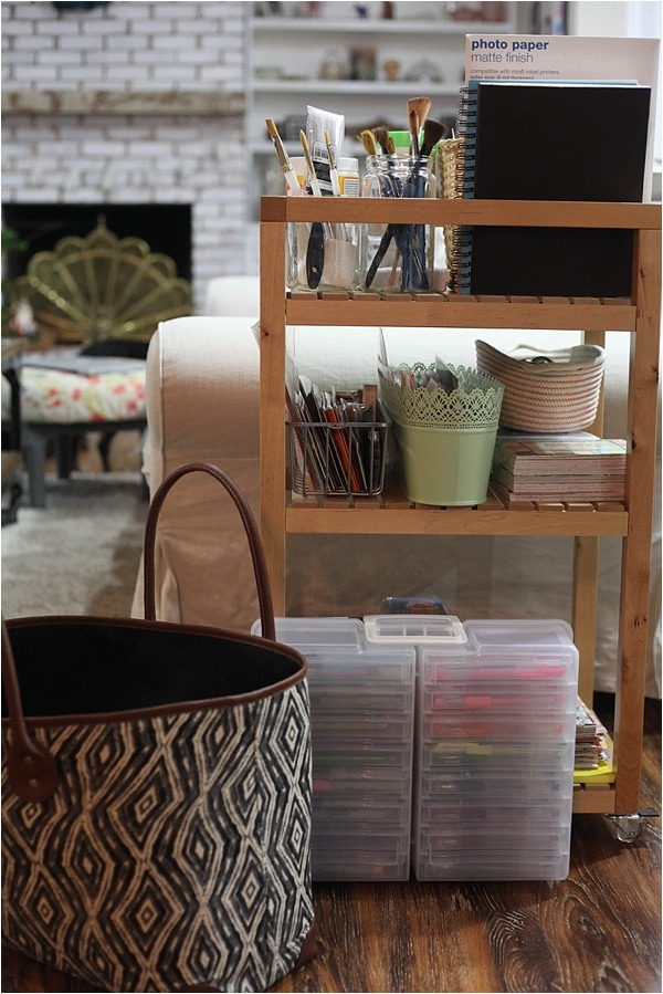 how to organize art supplies from www.runtoradiance.com_0013