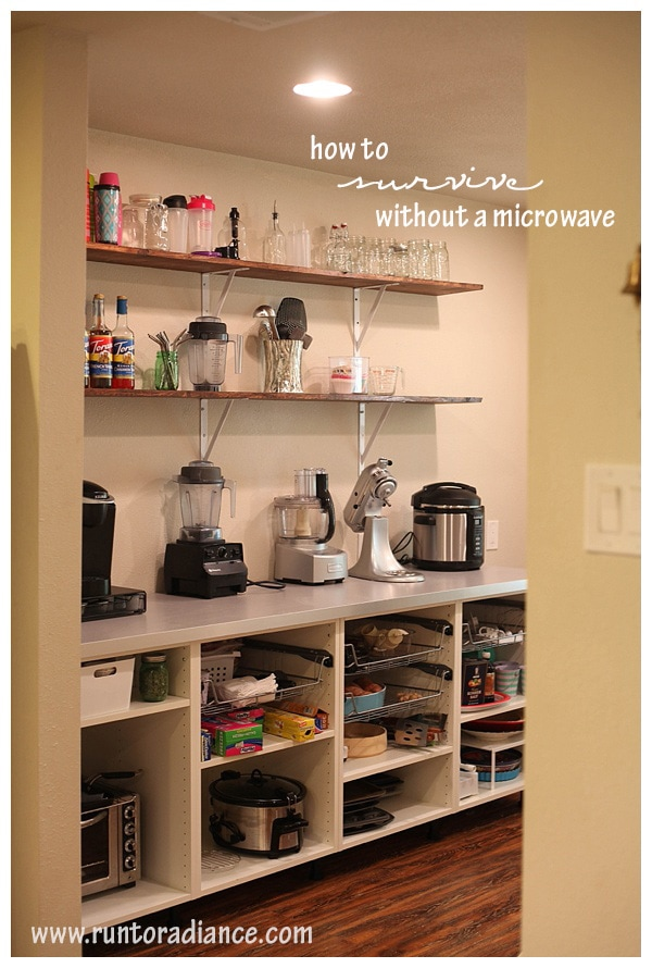 How to Survive Without a Microwave
