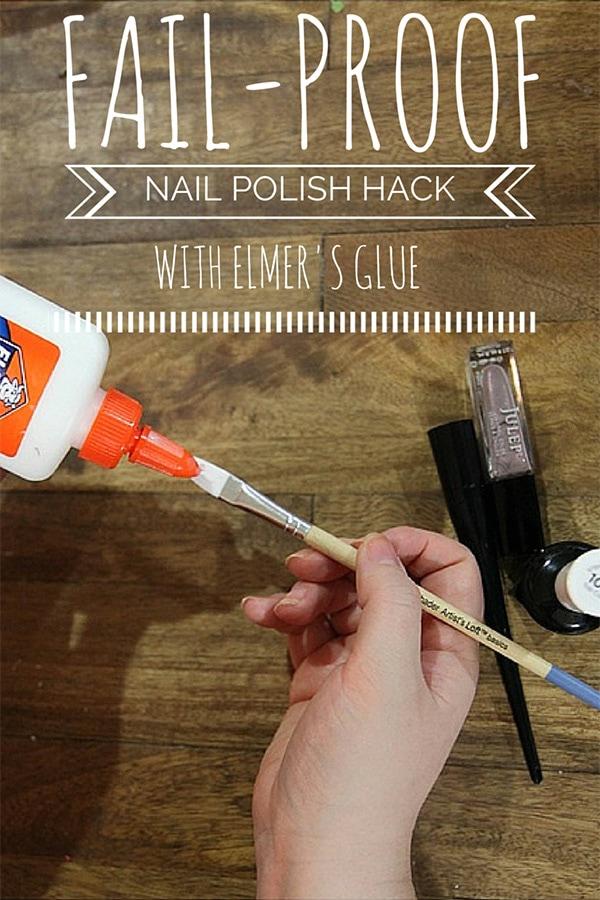 nail polish hack