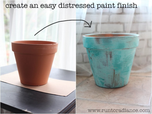 create distressed finish with modern masters metallic effects paint! check it out at www.runtoradiance.com_0021 copy