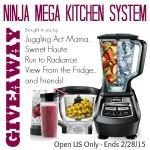 Ninja Mega Kitchen System Giveaway!