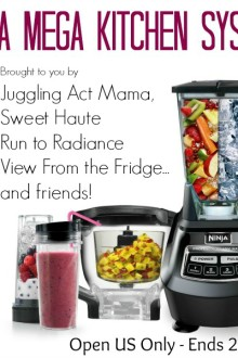 Ninja Mega Kitchen System Giveaway!