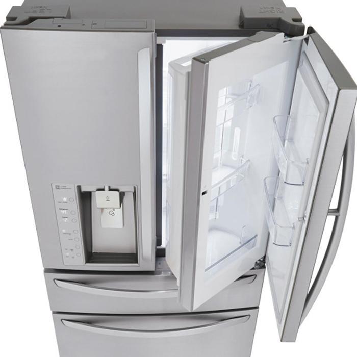 LG 30 Cu. ft 4-door fridge