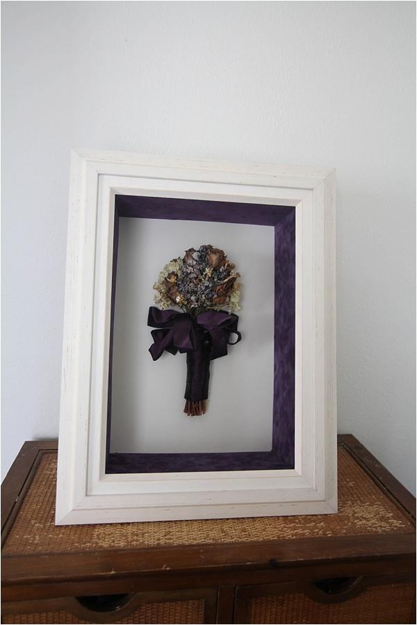 custom framed wedding bouquet_0020