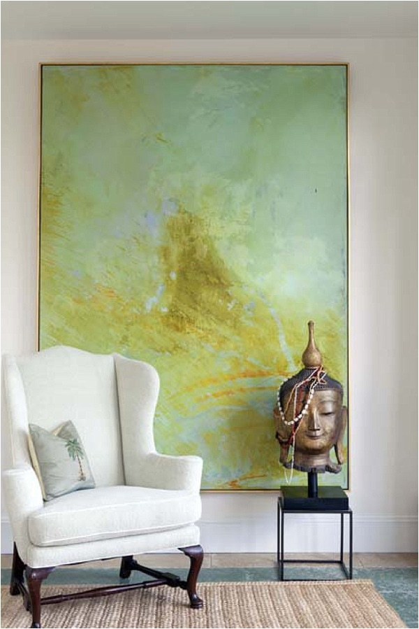 Trendspotting: Oversized Art - Run To Radiance