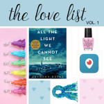 The Love List—Vol 1